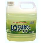 【ポイント1%】【業務用】レンジまわり用洗剤4L【アルカリ性タイプ】